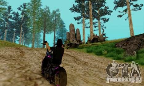 Glenn Danzig Skin для GTA San Andreas седьмой скриншот