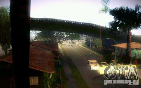 New Grove Street для GTA San Andreas третий скриншот