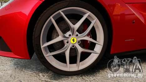 Ferrari F12 Berlinetta 2013 [EPM] Black bars для GTA 4