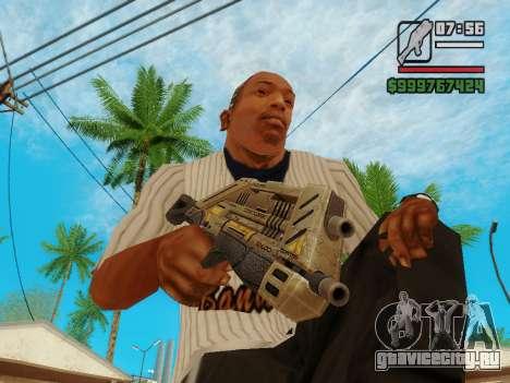 Защитник v.2 для GTA San Andreas пятый скриншот