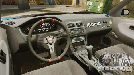 Mazda RX-7 Kawabata Toyo для GTA 4 вид сзади