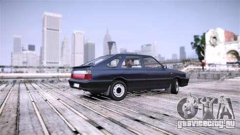 Daewoo FSO Polonez Caro Impo для GTA 4 вид сзади слева