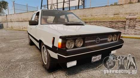 FSO Polonez 1500 для GTA 4