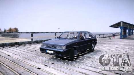 Daewoo FSO Polonez Caro Impo для GTA 4