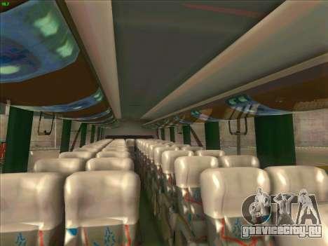 JR Australian Express для GTA San Andreas вид сзади
