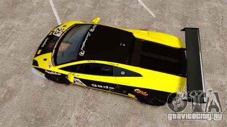Lamborghini Gallardo LP560-4 GT3 2010 Gads для GTA 4 вид справа