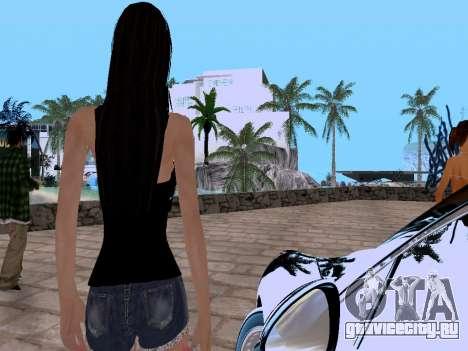 Новый остров V2.0 для GTA San Andreas шестой скриншот