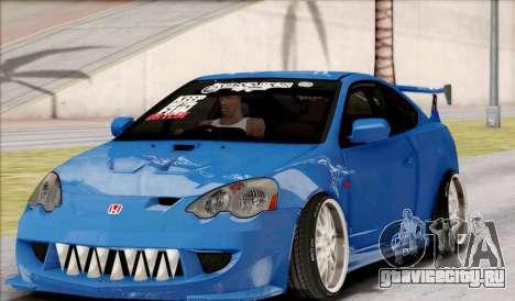 Honda Integra Mugen Type R для GTA San Andreas