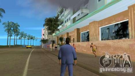 Пикапы дымовой шашки для GTA Vice City третий скриншот