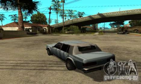 Тени в стиле RAGE для GTA San Andreas второй скриншот