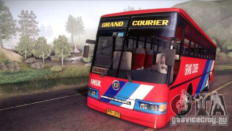 Grand Courier 5588 для GTA San Andreas