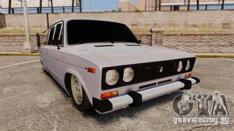ВАЗ-2106 Жигули БУНКЕР для GTA 4