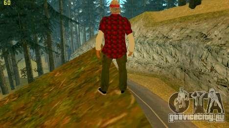 Новая текстура Truth для GTA San Andreas второй скриншот
