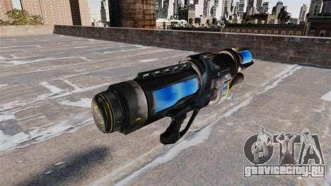 Морозильное ружьё для GTA 4 второй скриншот