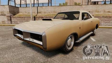 Imponte Dukes new wheels для GTA 4