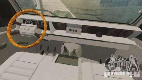 Land Rover Defender tecnovia [ELS] для GTA 4 вид сзади