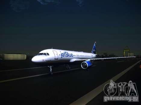 Airbus A320 JetBlue для GTA San Andreas