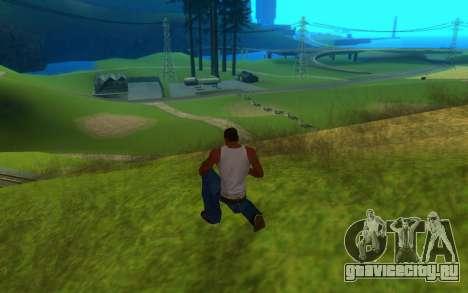 Sweet ENB Next Generation для GTA San Andreas второй скриншот