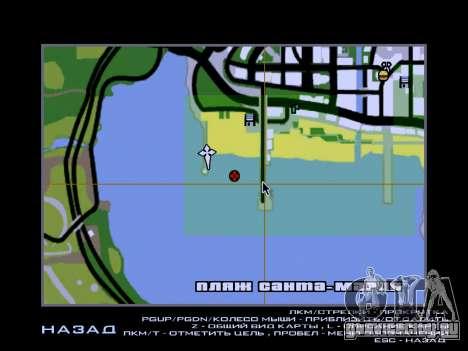 Новый остров V2.0 для GTA San Andreas восьмой скриншот