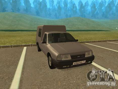 ИЖ 2717-90 для GTA San Andreas