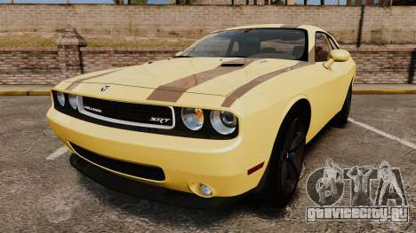 Dodge Challenger SRT8 2009 [EPM] APB Reloaded для GTA 4