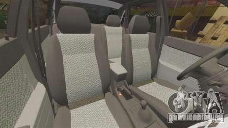 ВАЗ-2170 Lada Priora v2.0 для GTA 4 вид сверху