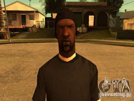 Beta Sweet skin для GTA San Andreas пятый скриншот