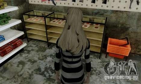 Young Blonde для GTA San Andreas четвёртый скриншот