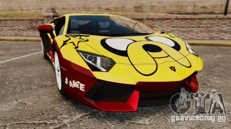 Lamborghini Aventador LP700-4 2012 [EPM] Jake для GTA 4