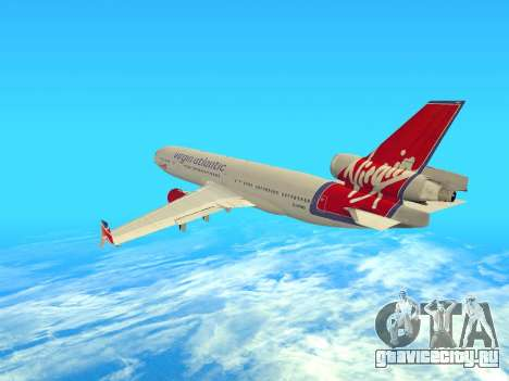 McDonnell Douglas MD-11 для GTA San Andreas