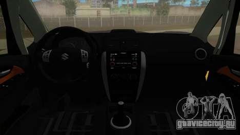 Suzuki SX4 Sportback для GTA Vice City вид слева