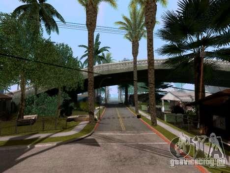 New Grove Street v3.0 для GTA San Andreas второй скриншот