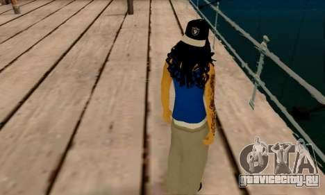 Ophelia v2 для GTA San Andreas шестой скриншот