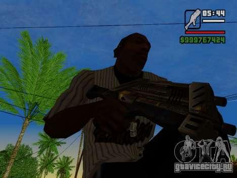 Защитник v.2 для GTA San Andreas седьмой скриншот