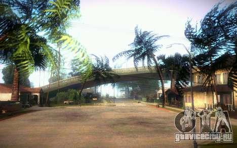 New Grove Street для GTA San Andreas пятый скриншот