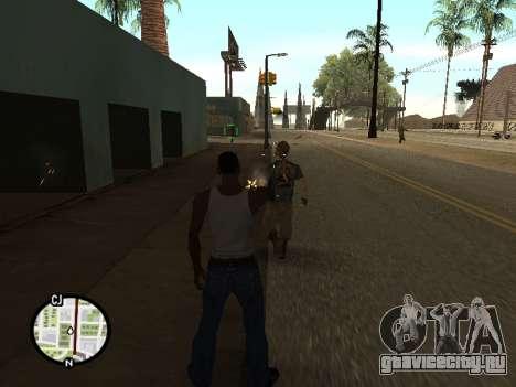 ProAim для GTA San Andreas третий скриншот