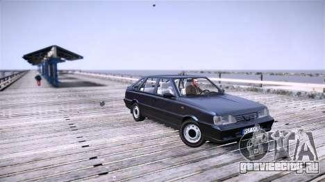 Daewoo FSO Polonez Caro Impo для GTA 4 вид слева