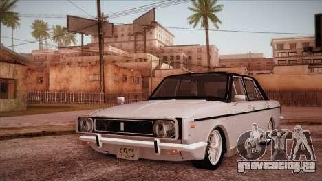 Peykan 48 Blackroof для GTA San Andreas