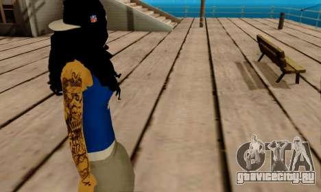 Ophelia v2 для GTA San Andreas пятый скриншот