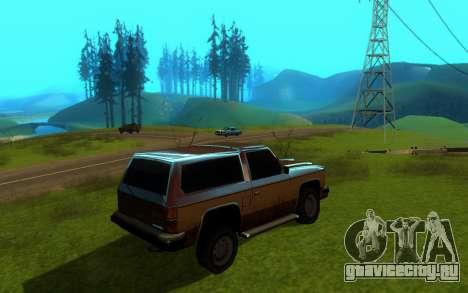 Sweet ENB Next Generation для GTA San Andreas четвёртый скриншот