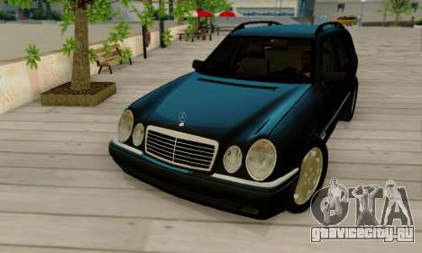 Mercedes-Benz E320 Wagon для GTA San Andreas