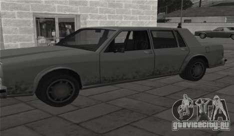 Круглые колёса на всех машинах для GTA San Andreas третий скриншот