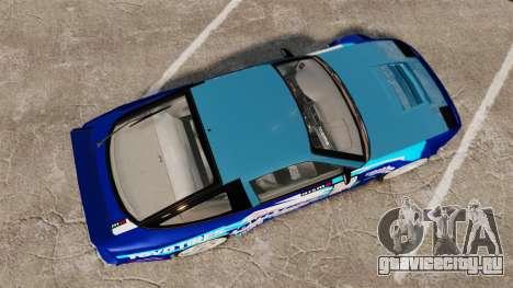 Mazda RX-7 Kawabata Toyo для GTA 4 вид справа