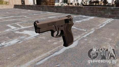 Пистолет Smith & Wesson Model 410 для GTA 4 третий скриншот