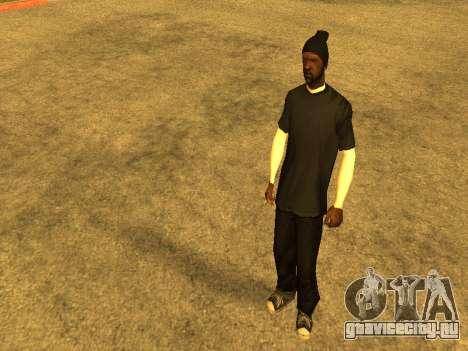 Beta Sweet skin для GTA San Andreas второй скриншот