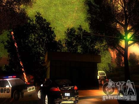 Таможня Los Santos-San Fierro для GTA San Andreas шестой скриншот