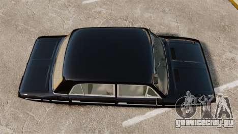 ВАЗ-2106 Жигули [Final] для GTA 4 вид справа