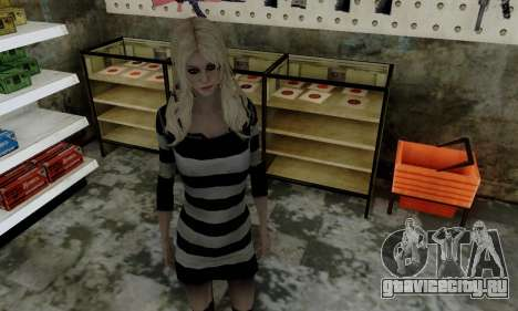 Young Blonde для GTA San Andreas третий скриншот
