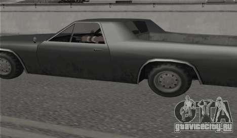 Круглые колёса на всех машинах для GTA San Andreas второй скриншот