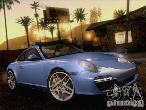 Porsche 911 Targa 4S для GTA San Andreas